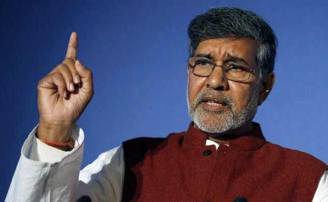 Nobel Laureate Kailash Satyarthi Calls For Sensitising Police On Crimes Against Children