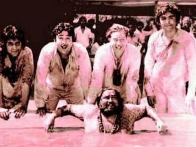 Holi Celebrations at RK Studios: How It Happened In Raj Kapoor's Time
