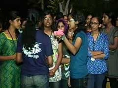 Kerala College Girls Defy Hostel Rules, To Spend The Night Outside In Protest