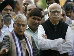 LK Advani, Others Asked to Respond to Plea Seeking Conspiracy Charge in Babri Case