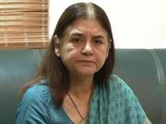 PM Modi's Budget Cuts Hurt Fight Against Malnutrition: Maneka Gandhi