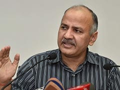 Action Against 2 School Officials on Bribery Charges: Delhi Minister Manish Sisodia