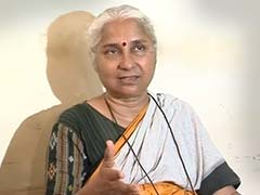 Medha Patkar Supports Writers Returning Sahitya Akademi Award
