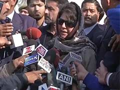 In Release of Kashmiri Separatists, a Role for Mehbooba Mufti, Say Some