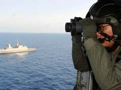 Malaysia Airlines Flight MH370 Search Finds Uncharted Shipwreck