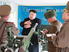 North Korea Fires 7 Missiles into Sea