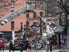 2 Missing, 25 Hurt After New York Building Collapse