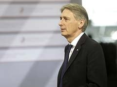 UK's Philip Hammond Says New Initiative Needed For Syria Talks