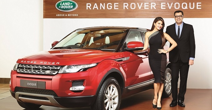 Range Rover Evoque 2015 Model Price >> Made-in-India Range Rover Evoque Launched at Rs 48.73 Lakh - NDTV CarAndBike
