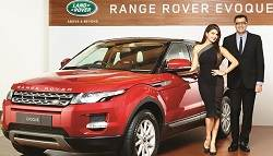 Made-in-India Range Rover Evoque Launched at Rs 48.73 Lakh