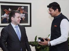 Russia Interested to Strengthen Ties with India in Information & Broadcasting Sector