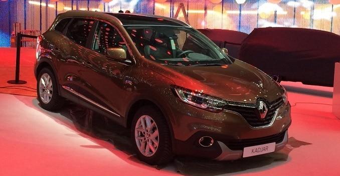 Renault Should Consider Kadjar Crossover For India - NDTV ...