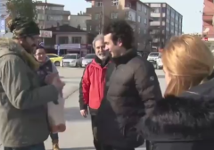 Smile, Cry. A Town Learned Sign Language to Surprise This Young Man