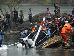 Secret Chinese Airport Exposed by Chopper Crash Had 3 Helipads