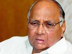 For President, Shiv Sena Now Suggests Sharad Pawar, Also On Opposition's List