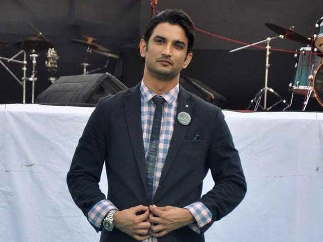 Sushant S Ingh Rajput