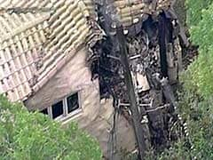 US Helicopter Crashes Into Home, 3 Killed