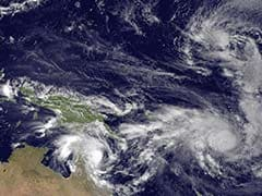 Flooding in Vanuatu as Cyclone Pam Hits Maximum Strength