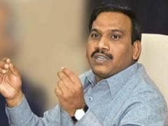 Ex-Telecom Minister A Raja Concludes His Final Arguments In 2G Scam Case