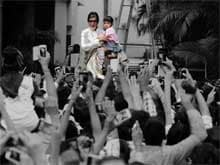 Amitabh Bachchan Says Granddaughter Aaradhya Talks 'Non-Stop'
