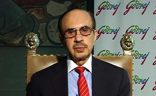Godrej Group chairman Adi Godrej sees tremendous opportunity for India in the start-up space.