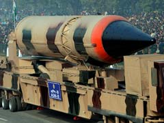 Nuclear-Capable Agni-III Ballistic Missile Test-Fired