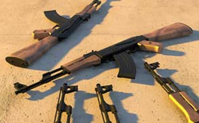 48 Different Guns, 7900 Rounds of Ammunition Seized in Mizoram