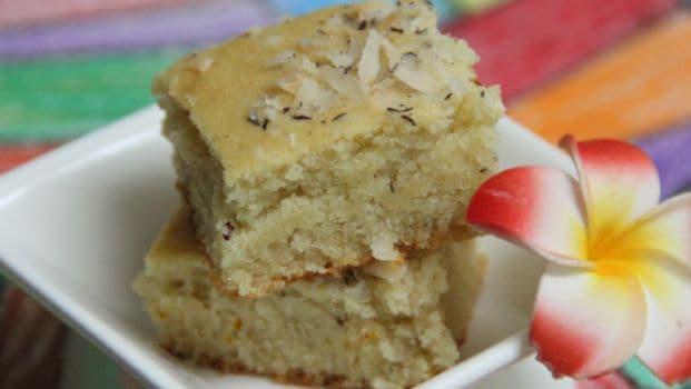 Eggless birthday cake recipes easy