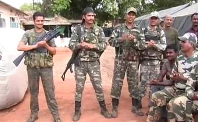 Paramilitary Women Commandos To Be Deployed For Anti-Naxal Operations