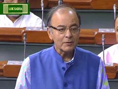 Rs 141 Crore Worth New 500-and 2000-Rupee Notes Seized In Raids: Arun Jaitley
