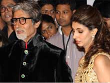 Amitabh Bachchan: Daughters Are A Father's Weakness