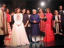 A-List Stars at Mijwan Fashion Show: Bachchans, Sinhas, Sonam, Anil Kapoor