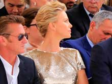 Charlize Theron Says She is 'Very Lucky' to Have Sean Penn