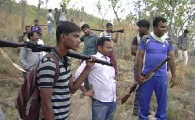 20 Shot Dead in Andhra Pradesh Forests