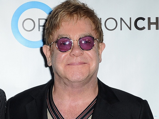 Elton John's Heart-Sha...