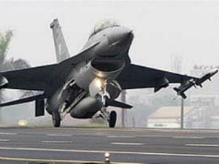 US F-16 Jet Crashes in Germany, Pilot Survives