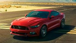 Top 5 Movies Starring Ford Mustang