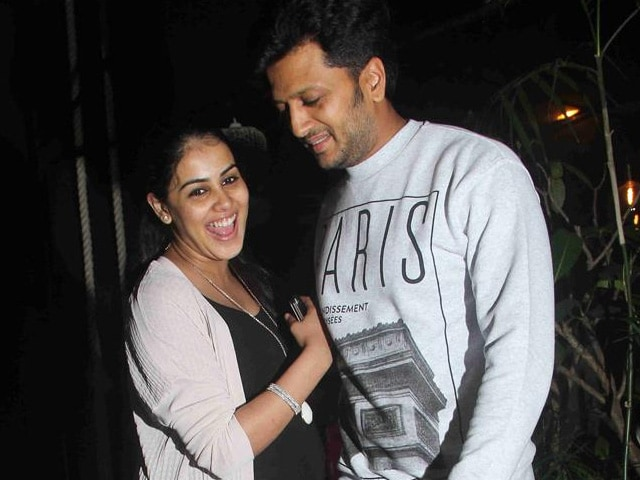 Riteish And Genelia Married In Traditional Marathi Style February 2012