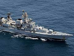 INS Mumbai Completes Rescue Mission, Returns from Yemen