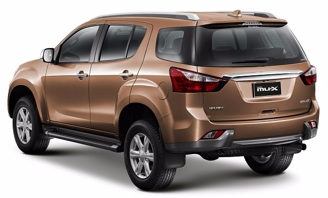 The 7-seater SUV also offers several high-end features such as