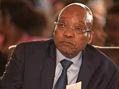 Calls For South Africa's Jacob Zuma To Resign At No-Confidence Vote