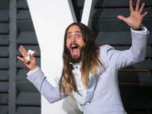 Jared Leto's Joker is Muscular and Lean
