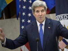 Hiroshima Bombing Underscores Need for Iran Nuclear Deal, Says US Secretary of State John Kerry