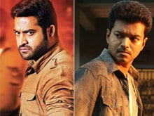 Jr NTR May Play Vijay's Role in Telugu Remake of <i>Kaththi</i>?
