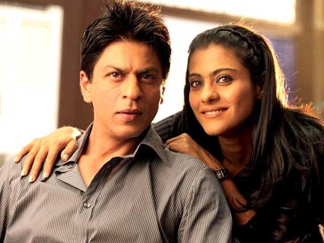 Kajol and shahrukh khan new movie