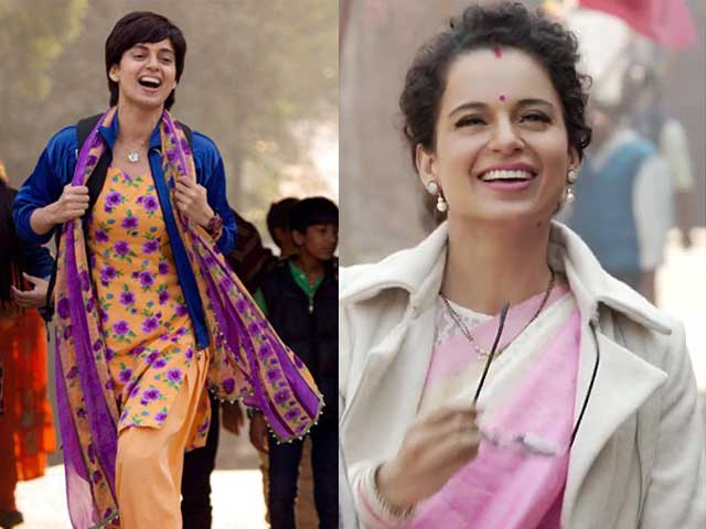 Kangana Ranaut Faced Huge Difficulty in Balancing Double Role in.