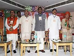 2-Day Meeting of Jammu and Kashmir BJP Working Committee Begins in Katra