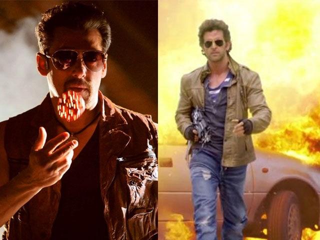 Salman Khan Kick