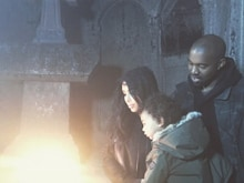 Kim Kardashian, Kanye West's Daughter North Baptised in Jerusalem