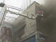 Major Fire in Kolkata Mall, 18 Fire Engines on the Spot